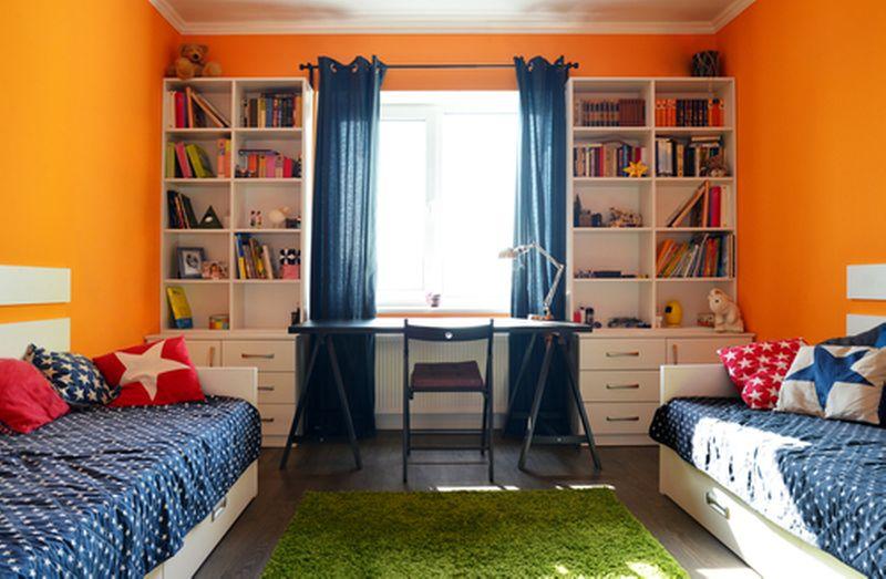 quel rideau choisir pour une chambre d enfant rideaux enfants. Black Bedroom Furniture Sets. Home Design Ideas