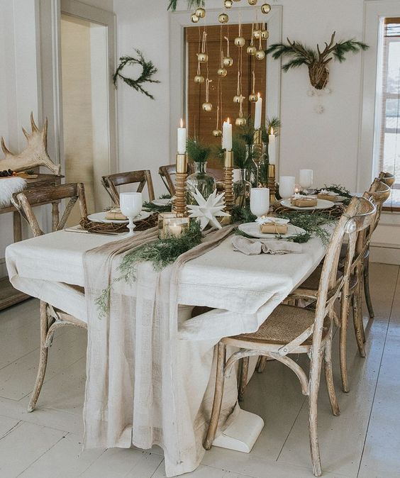Une table GREEN