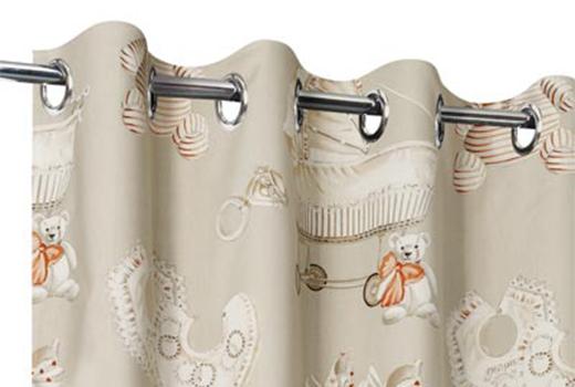 achat de rideaux enfants classiques stores et rideaux en ligne. Black Bedroom Furniture Sets. Home Design Ideas