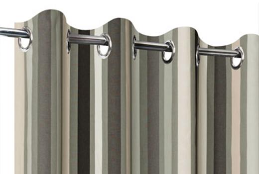 acheter des rideaux rayures sur mesure rideau rayure pas cher. Black Bedroom Furniture Sets. Home Design Ideas