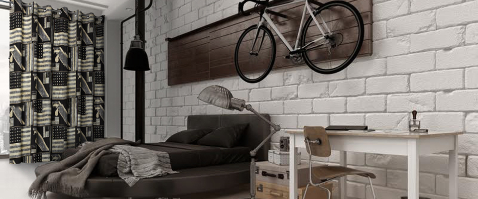 quels stores et rideaux pour les ados. Black Bedroom Furniture Sets. Home Design Ideas