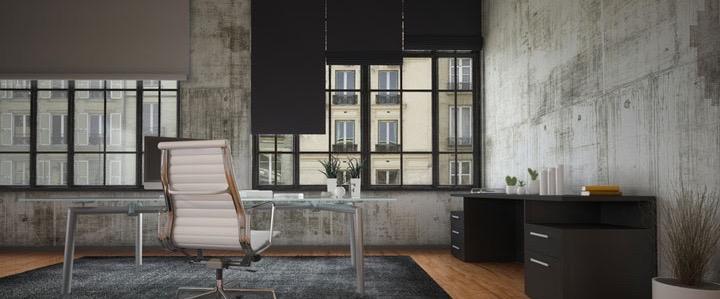 stores enrouleurs screen sur mesure enrouleur moderne toile screen. Black Bedroom Furniture Sets. Home Design Ideas