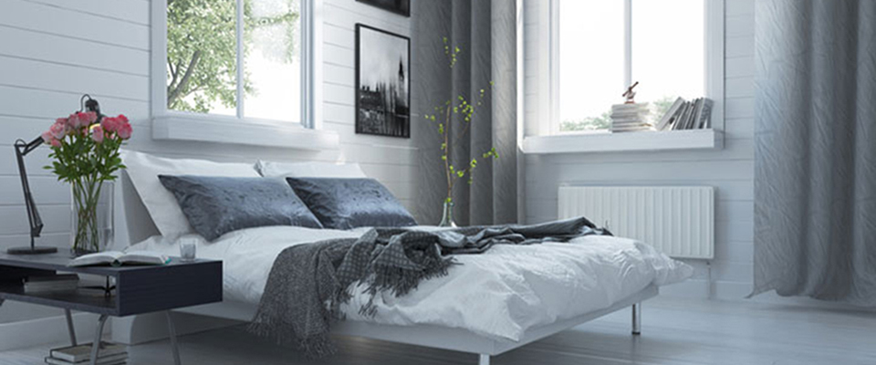 quels stores et rideaux pour une chambre. Black Bedroom Furniture Sets. Home Design Ideas