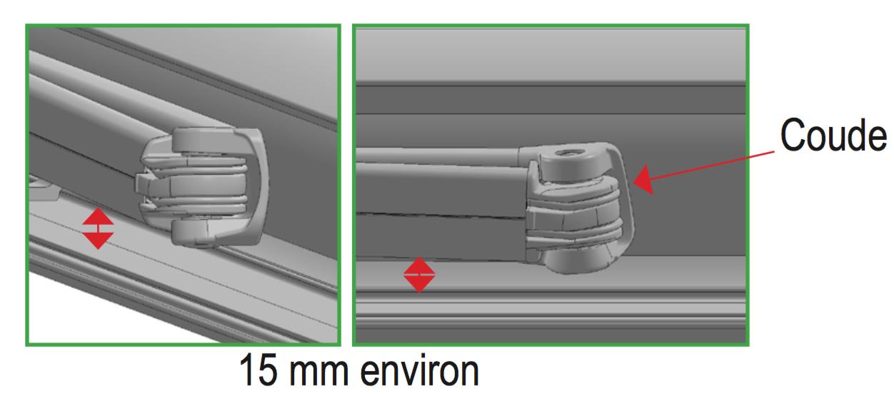 Comment poser votre store banne coffre terrasse - Pieces detachees store banne ...