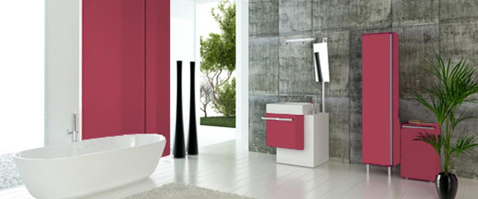 choisir des stores ou rideaux fuchsia. Black Bedroom Furniture Sets. Home Design Ideas