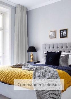 Étonnant Quelle Couleur Associer Au Gris Perle quels stores et rideaux dans une couleur grise ?