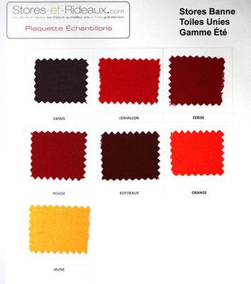 echantillons gratuits tissus de stores et rideaux. Black Bedroom Furniture Sets. Home Design Ideas