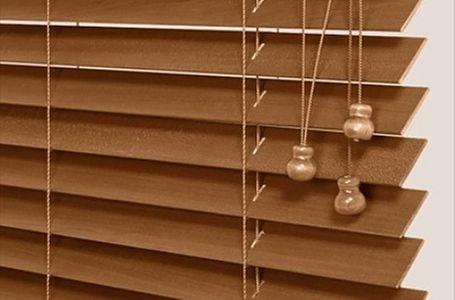 Accessoires pose stores - Store venitien bois 50 cm ...