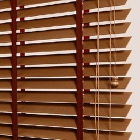 Stores Vénitiens Bois TILLEUL 50 mm