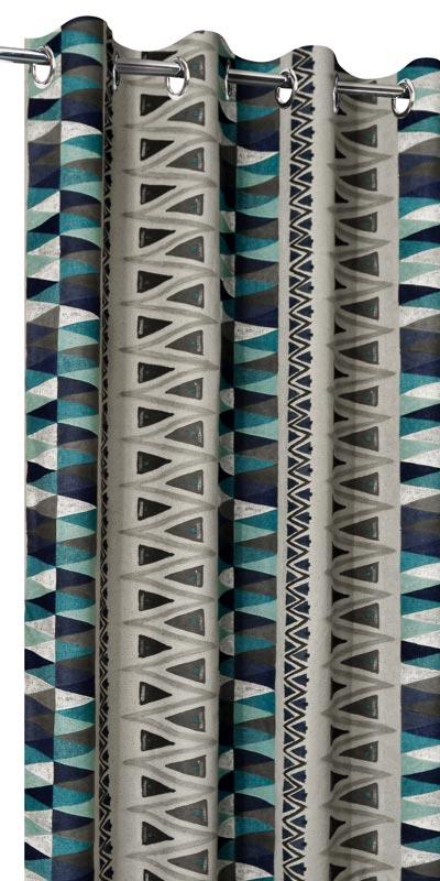 achat de rideaux africains sur mesure rideaux ethniques pas chers. Black Bedroom Furniture Sets. Home Design Ideas
