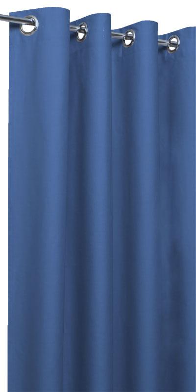 Choisir des stores et rideaux bleus
