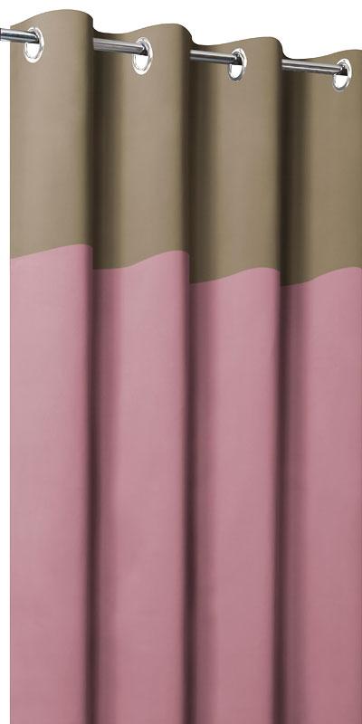 rideaux occultants bicolores 224 t 234 te grise nombreuses couleurs